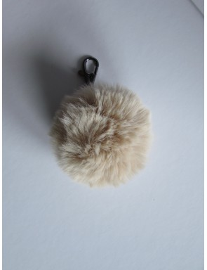 key ring Pompon Nathalie