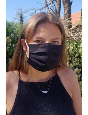 Masque noir MIXTE