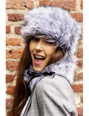 Faux fur Gaby Hat