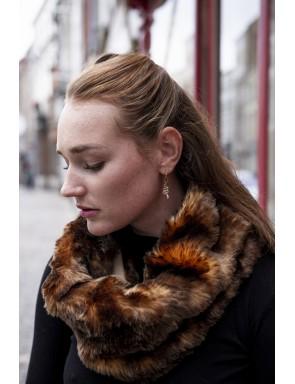 Faux fur Louise Snood collar
