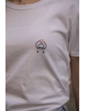 Tee-shirt Femme Frida Khalo