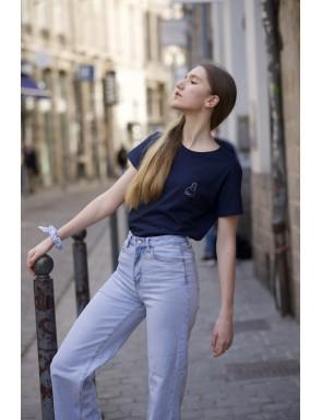 Tee-shirt femme Joconde