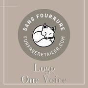 Aline vous présente aujourd'hui son logo  certifié «One Voice». 🦊   One Voice est une association qui milite pour la défense des animaux et de la nature et qui rejoint totalement l'esprit de notre marque.  Étant engagée à n'utiliser que de la fausse fourrure, la cause animale me tient particulièrement à cœur et ce logo symbolise l'obtention du label «Fur Free Retailer», qui rassure les clients et prouve la qualité de mes articles. ✨  Aline est la preuve même que la mode peut conjuguer élégance, qualité et éthique.   #alinefaussefourrure #faussefourrure #alinelille #alineff #fakefur #onevoice #fakefurcoat #tendance #lille #tendance2020 #blogmode #fashionista #ecoresponsable #animalfree #madeinfrance #madeinlille