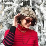 🎅Joyeux noël ! Aline vous souhaite d'excellentes fêtes de fin d'année !🎅  ✨Béret disponible sur notre site ✨  Model : @andyydea  Lunette et chaîne : @lazuli_paris   🇬🇧🎅Merry Christmas ! Aline wish you a Happy Christmas and new year !🎅  ✨Available on our website ✨  #creatricefrancaise #faussefourrure #madeinfrance🇫🇷 #christmas #happychristmas #noelresponsable #noel #fashion #moderesponsable #mode#madeinlille #lille #ecofashion #model #fakefur #creatrionfrancaise #cadeaunoel #cadeau