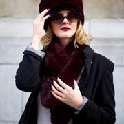 ❄️ En cette période de fêtes de fin d'année, n'oubliez pas de bien vous couvrir !❄️   ✨ Disponible sur notre site ✨  Photo : @photographeleo  Model : @katalena2love  Lunette : @lazuli_paris  Makeup : @mua.wuna  Bijoux : @or__phee   🇬🇧☃️During this holiday season, don't forget to cover up !☃️  ✨Available on our website ✨  #chic #howtostyle #fashion #fashionstyle #fashionista #fashionaddict #fashionable #fauxfurfabric #fauxfurlovers #fauxfur #winterfashion #frenchbrand #animalfree #style #paris #lille #style #france #capitalmodeparis #look #tendance #lookinspiration #mylook #creatricefrancaise #creationfrancaise #madeinfrance🇫🇷 #madeinlille #outfitinspiration #model #blogmode