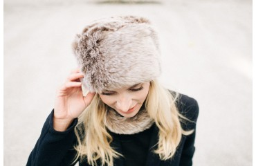 How to protect yourself from the cold with style thanks to the fake fur?